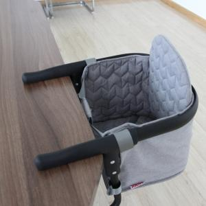 portable baby high chair hook on office pillow fast table foldable booster quality amp
