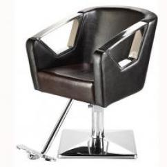 Styling Chairs For Sale Panasonic Massage Chair Repair Stylish Folding Reclining Salon With Round Plate Pu Leather Seat