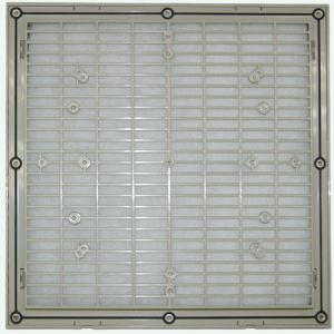 Industrial Exhaust Fan With Filter