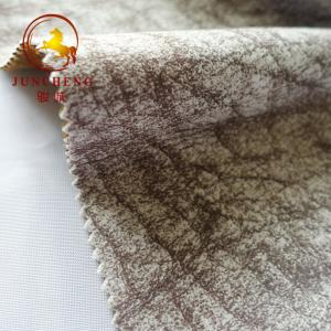 suede sofa fabric restoration hardware bed reviews polyester gilding velvet combined fleece home quality textile for sale