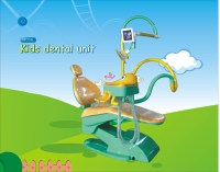 Clinic dental chair sutable for kids and adult dental
