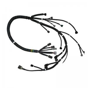HITACHI Engine Wiring Harness 6HK1 ISUZU Excavator Engine
