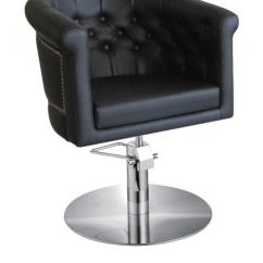 Used Barber Chair For Sale All Purpose Salon Chairs Reclining White Newest Hair Styling Black With Stainless Steel Images