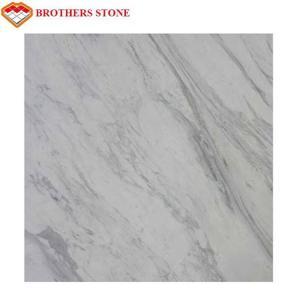 volakas white marble stone big slab