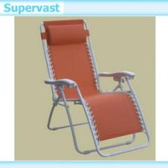 Zero G Garden Chair Upholstered Side Folding Chairs Gravity Outdoor Recliner With Color Quality Powder Coating For Sale