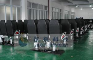 2 seat theater chairs wedding chair covers india set indoor 4d 5d movie seating equipment for quality personalized home