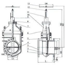 Gate Valves Manufacturers Gate Valve Brands Wiring Diagram
