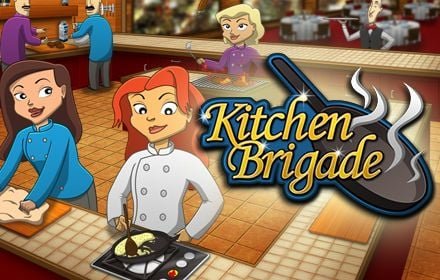 Download Kitchen Brigade for free at FreeRide Games