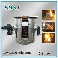 Iron/Aluminum Stainless Steel Melting Furnace From Wenzhou