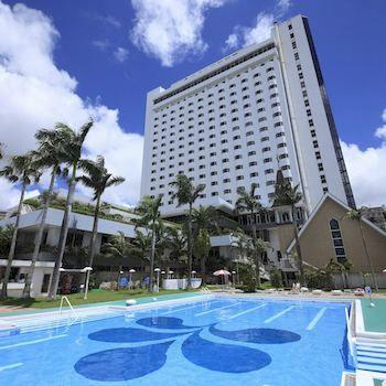 沖繩希爾頓那霸首里城逸林飯店 DoubleTree by Hilton Hotel Naha Shuri Castle - ezfly易飛網國外訂房中心