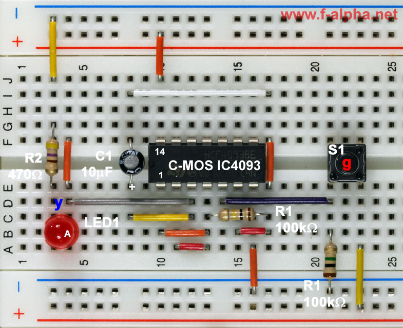 Experiment 16 The Gated Astable Multivibrator With 555