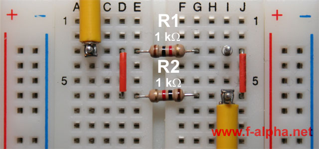 With Simple Parallel Circuits All Components Are Connected Between