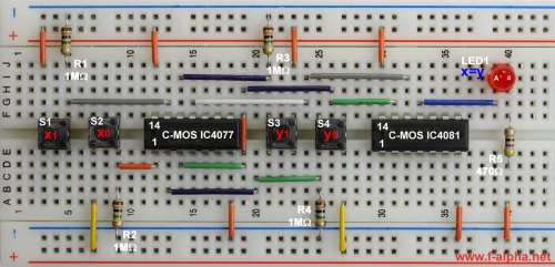 small resolution of  2 bit identity comparator circuit