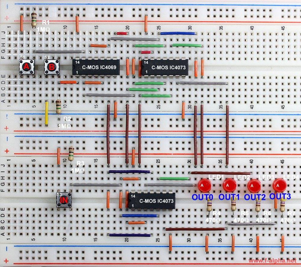 medium resolution of circuit 1 to 4 demultiplexer