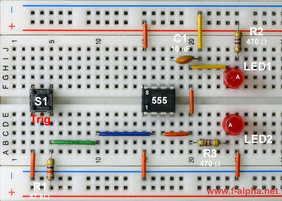 Ne555 Pin Diagram Along With Internal Circuit Diagram Out Output Of