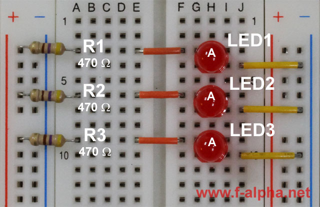Leds In Parallel Picture