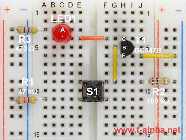 Alternative Transistor Circuit Of An Or Logic Enlarge
