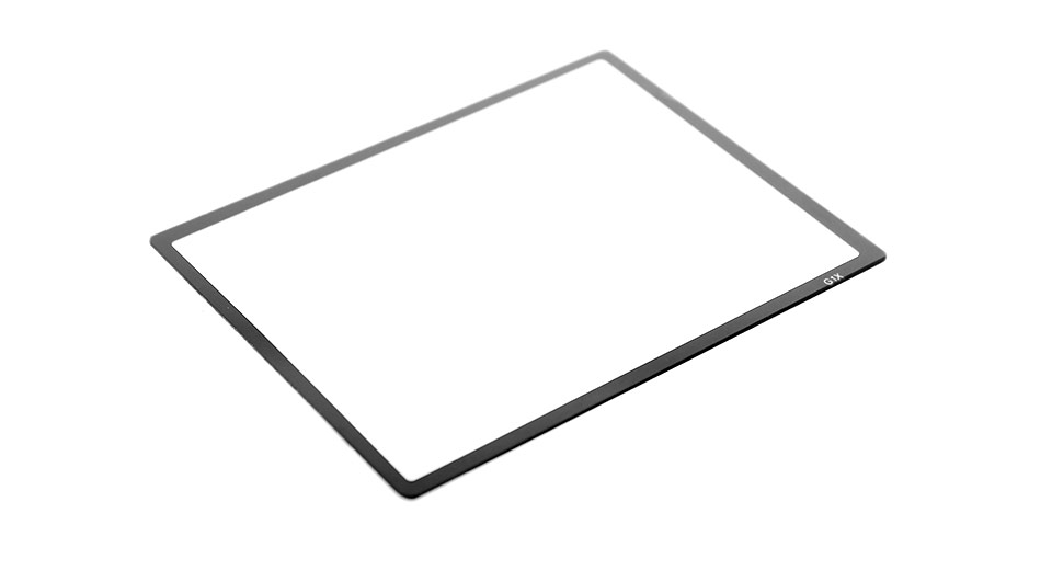 $3.25 Professional Optical Glass LCD Screen Protector for