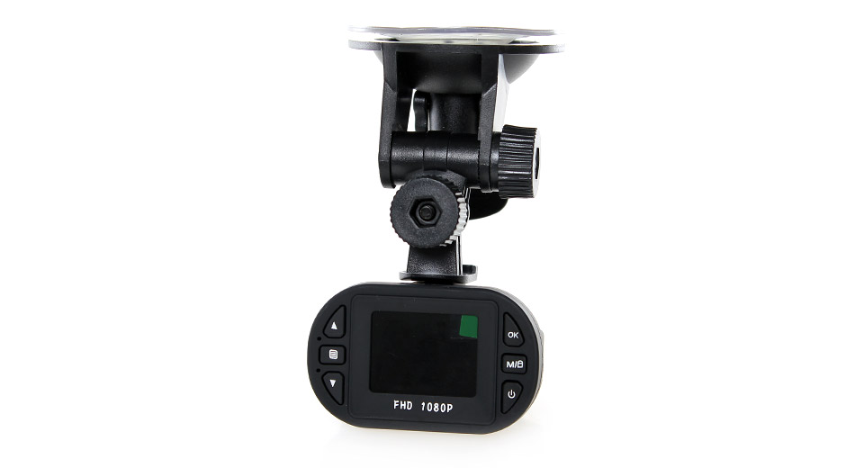 C600 1.5 LTPS 5.0MP Wide Angle Vehicle Car DVR Camcorder with 12-LED Night Vision