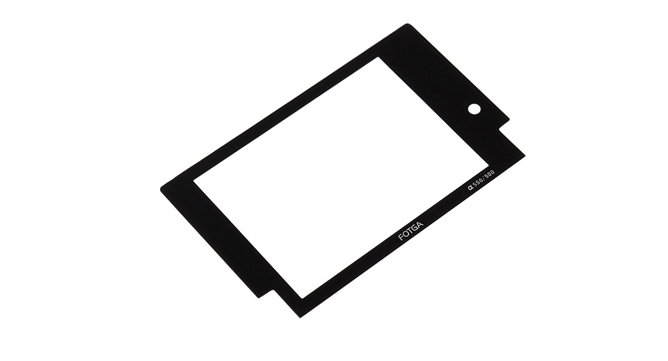 $4.30 FOTGA Clear Glass LCD Screen Protector for Sony A550
