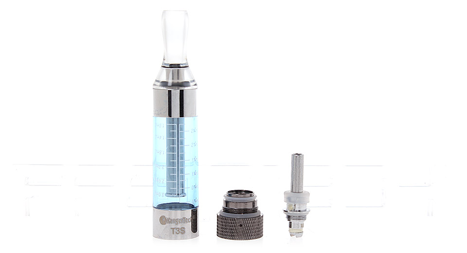 $2.92 Authentic KangerTech T3S Bottom Coil Clearomizer (2