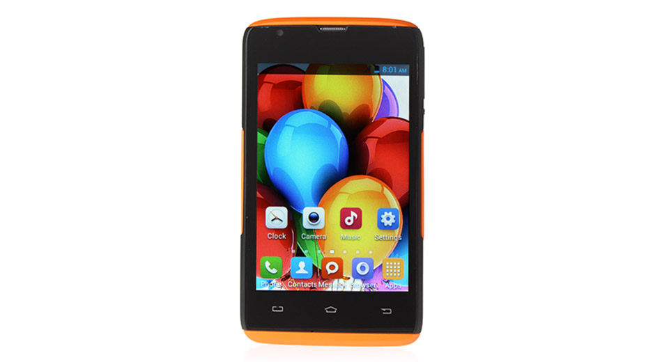 S11 4 IPS Dual-Core Android 4.2.2 Jellybean GSM Smartphone (256MB)