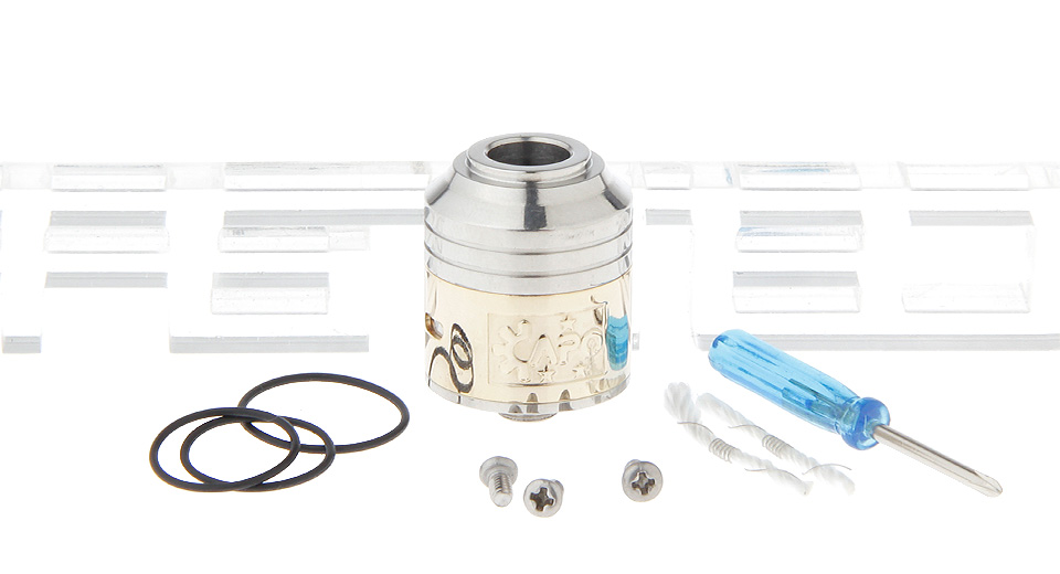 Apo Styled RDA Rebuildable Dripping Atomizer