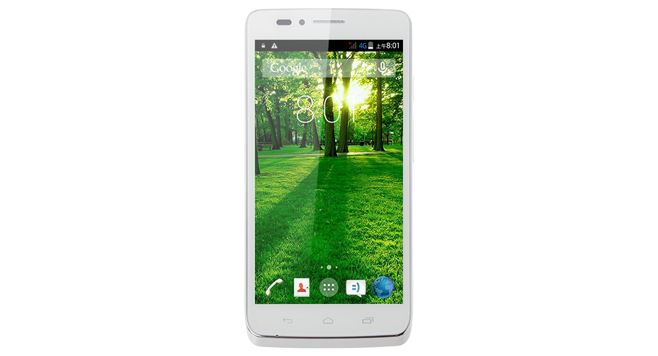 CMX P800 5 IPS Dual-Core Android 4.4.2 KitKat 3G Smartphone (2GB)