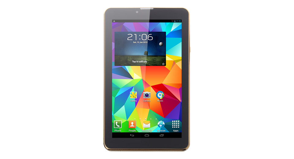 HSD-7025 (S3) 7 IPS Dual-Core 1.3GHz Android 4.2.2 Jellybean 3G Phablet