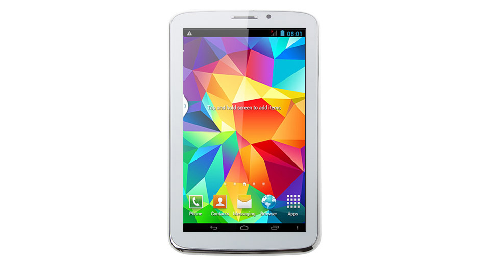 HSD-7022 (P380) 7 IPS Dual-Core 1.3GHz Android 4.2.2 Jellybean 3G Phablet