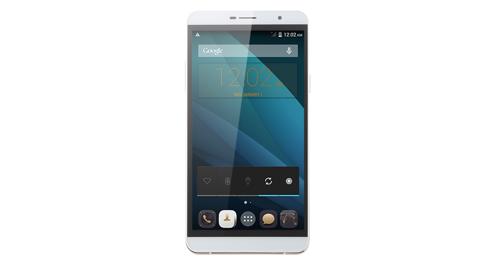 TIMMY M7 5.5 Octa-Core Android 4.4.2 KitKat 3G Smartphone (8GB)