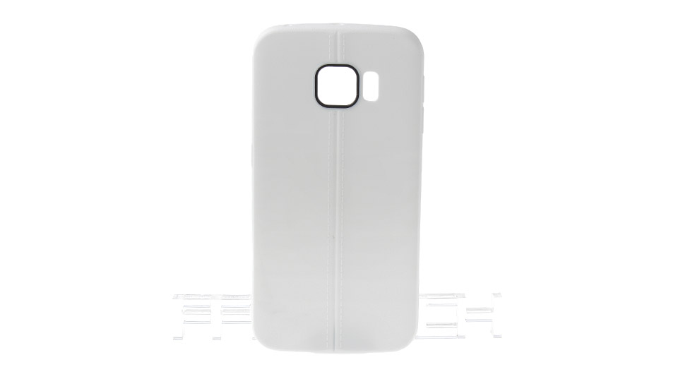 Protective TPU Back Case for Samsung Galaxy S6 Edge