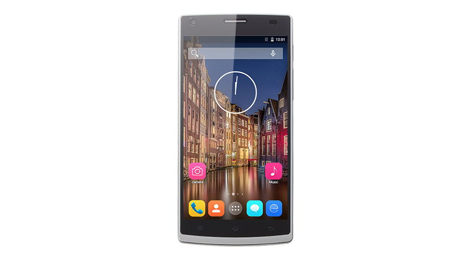 AMIGOO MG100 5.5 Quad-Core Android 5.1 Lollipop LTE Smart Phone (8GB)