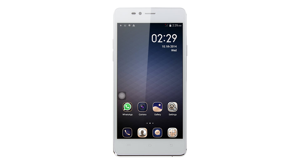 Z4 5 Dual-Core Android 4.4.2 KitKat 3G Smart Phone (4GB)