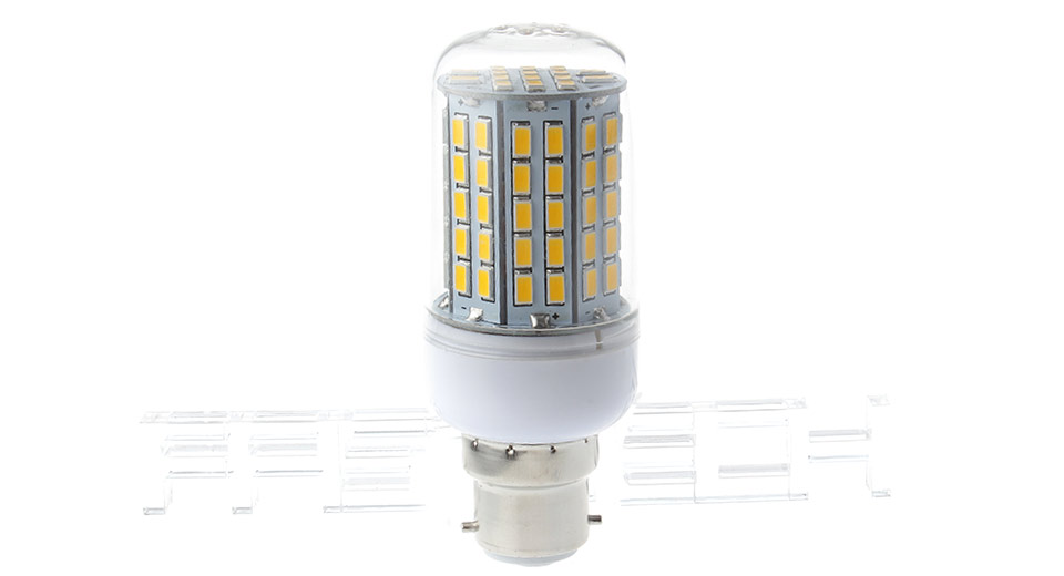 B22 9W 96*5730 1400LM 3000-3500K Warm White LED Corn Light
