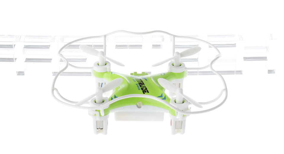 H7 2.4GHz 2CH Remote Control Quadcopter R/C Mini UFO