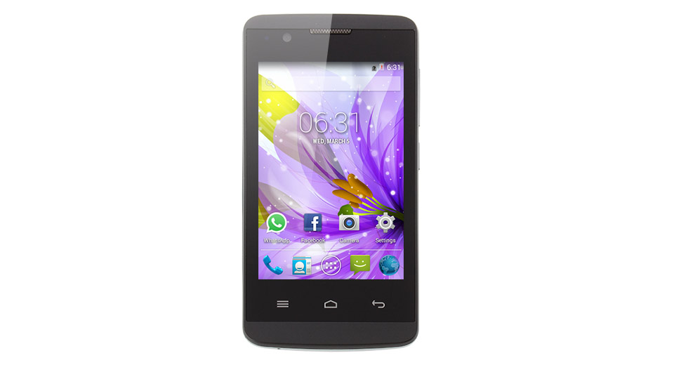 NIKCRON NK913 3.5 Single-Core Android 4.4.2 KitKat GSM Smartphone (2GB)