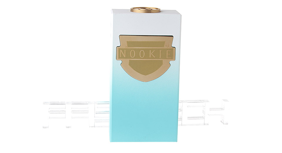 Nookie Styled 2*18650 Box Mechanical Mod