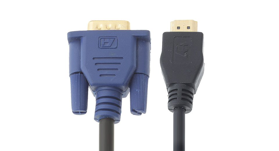 HDMI Male to VGA Female AV Adapter Cable