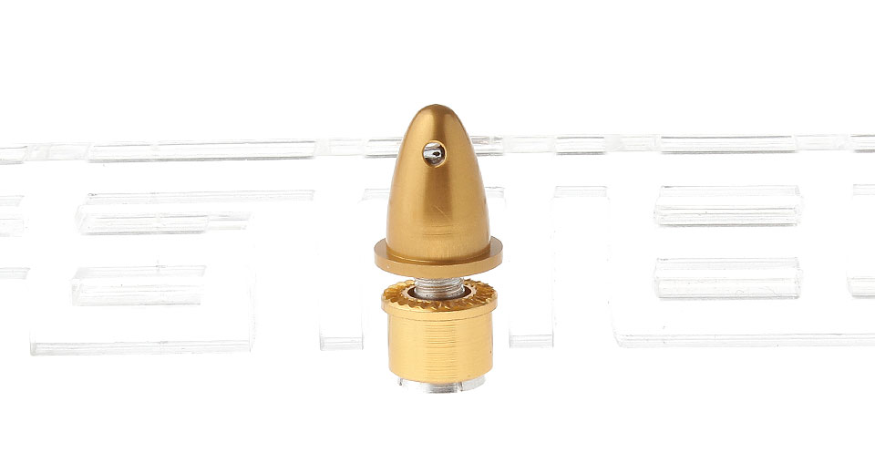 3mm Bullet Shaped Propeller Adapter With Collet