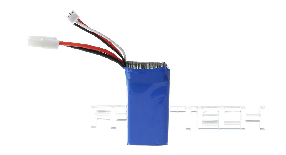 7.4V 1500mAh Rechargeable Li-Polymer Battery for FT009 R/C Racing Boat