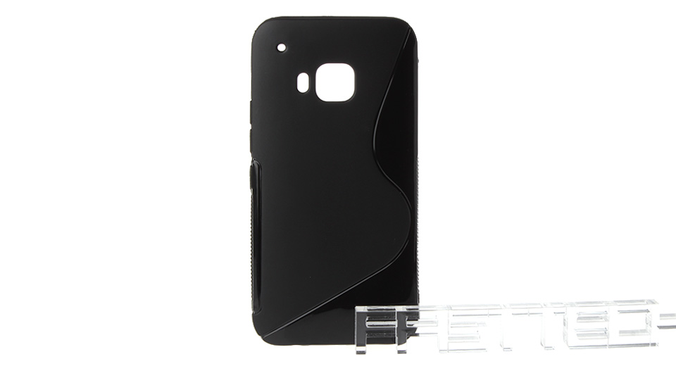 Protective Silicone Back Case for HTC One M9