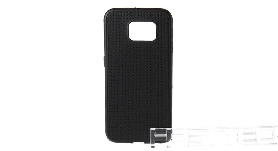 Protective Silicone Back Cover Case for Samsung Galaxy S6