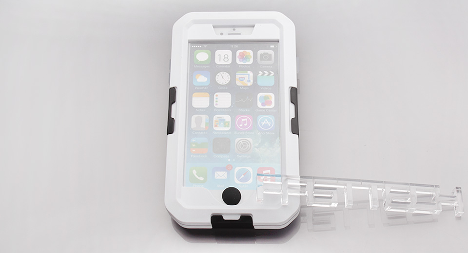 10m Waterproof Full-Body Case w/ Holder for iPhone 6 Plus