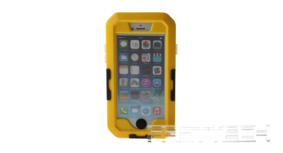 10m Waterproof Full-Body Case w/ Holder for iPhone 6