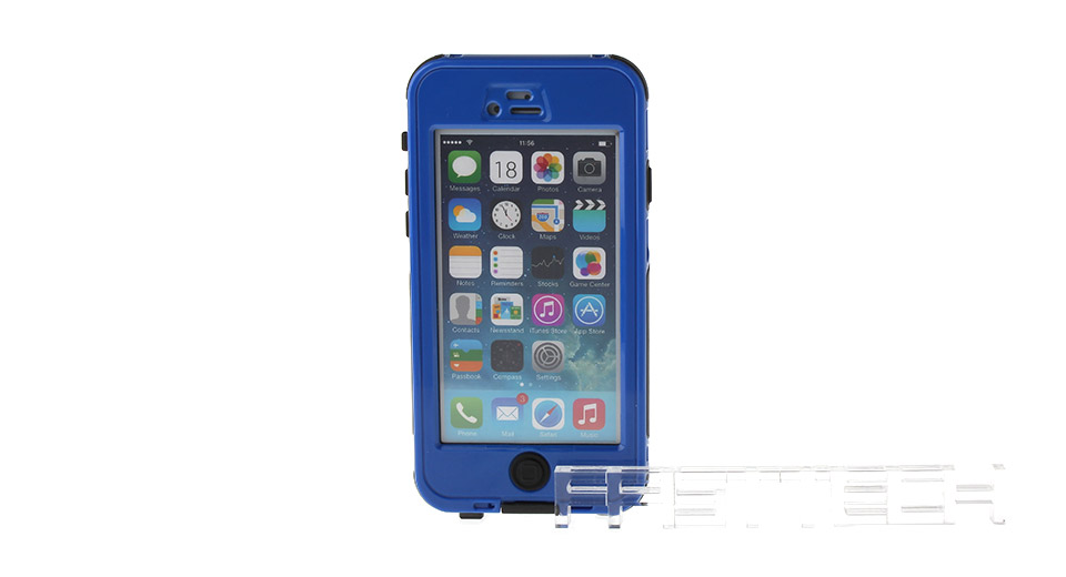3m Waterproof Full-Body Case w/ Home Button for iPhone 6