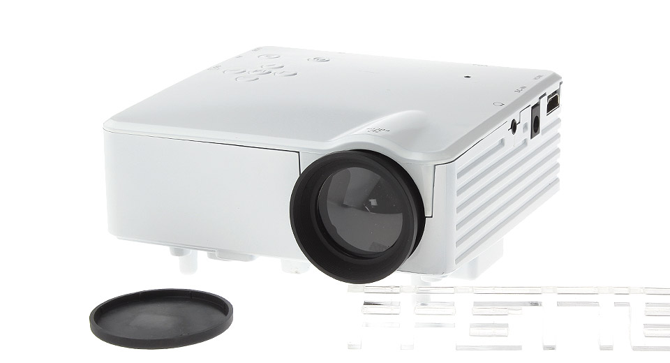 TS-29 100LM LCD 480*320 Resolution 300:1 Contrast Ratio LED Projector