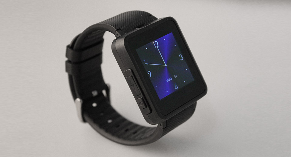 F1 1.55 TFT Touch Screen Bluetooth V3.0 GSM Smart Watch Phone