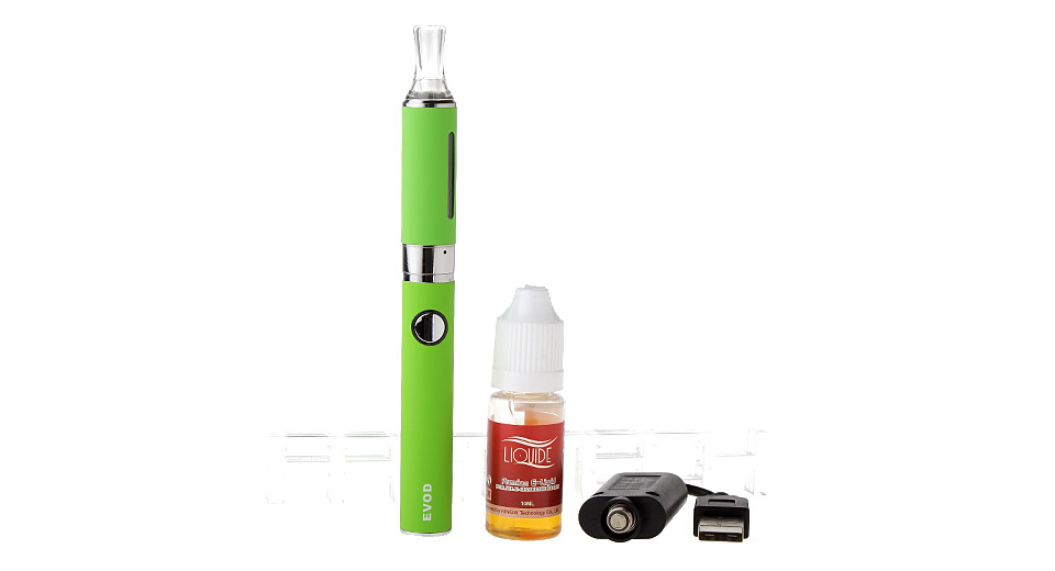 EVOD-MT3 650mAh Rechargeable E-Cigarette Starter Kit