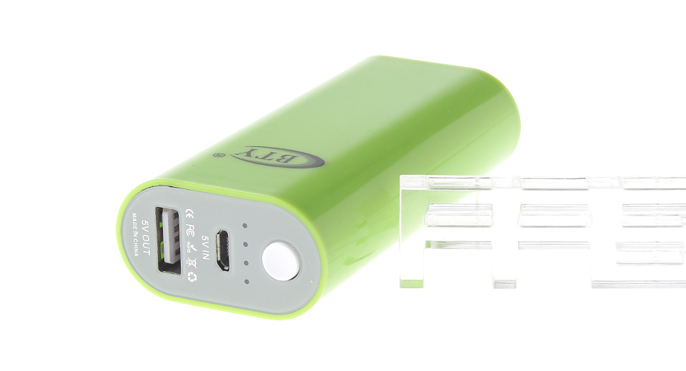 Authentic BTY P122 5200mAh Li-ion Battery Mobile Power Bank